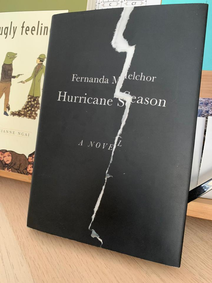 "One of Us Read ""Hurricane Season"" and Couldn't Sleep Because Patriarchy is Terrifying"